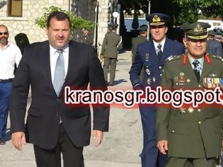 Φωτογραφία για ΒΙΝΤΕΟ - Η συγκίνηση του Πρέσβη της Κύπρου στη ΣΜΥ