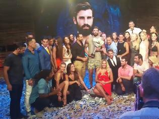 Φωτογραφία για Ο Ηλίας Γκότσης νικητής του Survivor 2018 (ΒΙΝΤΕΟ)