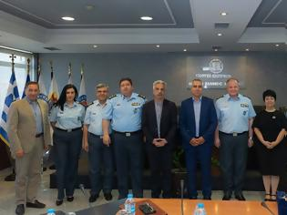 Φωτογραφία για Συνεργασία του Υπουργείου Προστασίας του Πολίτη και της Ομοσπονδίας Κωφών Ελλάδος