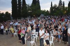 Πλήθος κόσμου τίμησε την μνήμη του Προφήτη Ηλία σε Χαλκίδα και Βατώντα (ΦΩΤΟ)