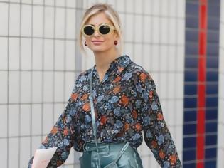 Φωτογραφία για Πώς θα φορέσεις τα πολύχρωμα prints φέτος με τον πιο κομψό τρόπο – ακόμη και στην πόλη!