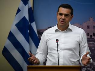 Φωτογραφία για Το νέο σχέδιο για την Πολιτική Προστασία ανακοινώνει ο Τσίπρας