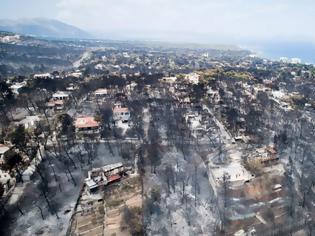 Φωτογραφία για Επιτροπή πυρόπληκτων κατοίκων Ραφήνας – Μαραθώνα: ΔΙΕΚΔΙΚΟΥΝ