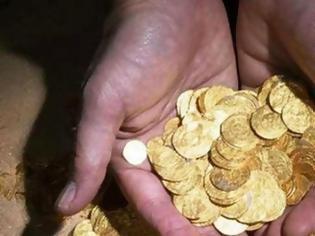 Φωτογραφία για Αγρότης από την Δυτική Ελλάδα άφησε στην κόρη του κληρονομιά δύο βαρέλια λίρες!!