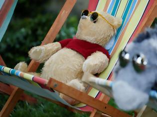 Φωτογραφία για Απίστευτο: Το αρκουδάκι Winnie the Pooh θύμα της κινέζικης λογοκρισίας