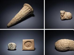 Φωτογραφία για Το Βρετανικό Μουσείο επιστρέφει κλεμμένες αρχαιότητες στο Ιράκ