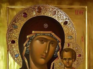 Φωτογραφία για Η ιερή παράδοση για την εικόνα της Παναγίας του Καζάν - Ποια η ιστορία της