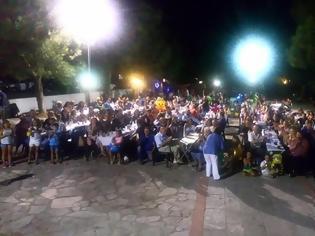 Φωτογραφία για Kατάμεστη η πλατεία στο Γλέντι στο ΔΡΥΜΟ Βόνιτσας | ΦΩΤΟ