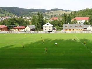 Φωτογραφία για Αυτό είναι το πιο παράξενο γήπεδο στον κόσμο Όλα τα περιμέναμε αλλά αυτό πια...