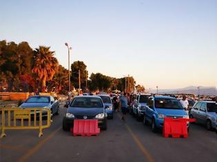 Φωτογραφία για Φωτιά Εύβοια: Εκατοντάδες αυτοκίνητα στο Λιμάνι της Αιδηψού λόγω της διακοπής κυκλοφορίας! (ΦΩΤΟ)