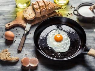 Φωτογραφία για Πόσο τέλειο μπορεί να είναι ένα τηγανητό αβγό;