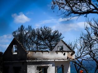Φωτογραφία για Φωτιά στο Μάτι: Στις 3.887 οι αιτήσεις πυρόπληκτων για το επίδομα