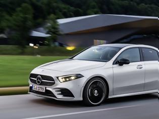 Φωτογραφία για H νέα Mercedes A-Class και σε Sedan