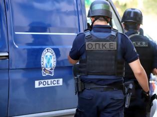 Φωτογραφία για Αστυνομικοί της ΟΠΚΕ κινδύνευσαν όταν έσβησε το όχημα εν κινήσει