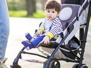 Φωτογραφία για Τα μωρά στα καροτσάκια εκτίθενται πιο πολύ στην ατμοσφαιρική ρύπανση