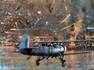 """Φωτογραφία για Fairey Swordfish… Η φονική """"παλιατζούρα"""" του ολέθρου"""