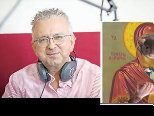 Φωτογραφία για Σάλος με ανάρτηση του Δήμου Βερύκιου με την «Παναγία την Αρουραία»