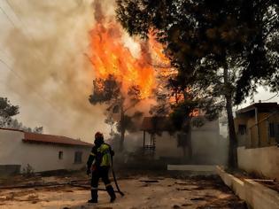 Φωτογραφία για Πώς η φωτιά στην Κινέτα ξεκίνησε εκείνη στην Πεντέλη - κείμενο ειδικού συνεργάτη