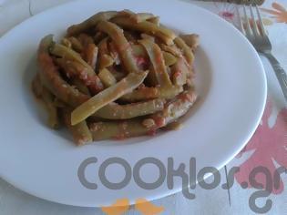 Φωτογραφία για Η συνταγή της Ημέρας: Φασολάκια λαδερά με θρούμπι
