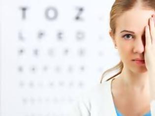 Φωτογραφία για Καταπόνηση των ματιών: Συμβουλές πρόληψης