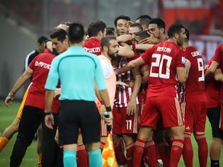 Φωτογραφία για Ολυμπιακός - Λεβαδειακός 1-0