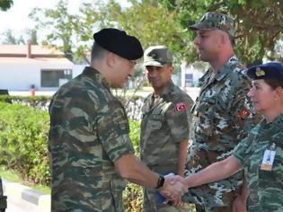 Φωτογραφία για Συνταγματάρχης Βασιλική Αλμαλιώτου. Η Αξιωματικός OPR που εντυπωσίασε τον Αρχηγό ΓΕΣ