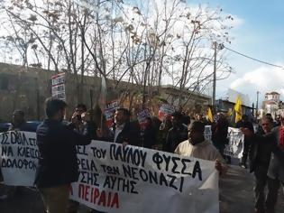 Φωτογραφία για Να σταματήσουν οι νέες ρατσιστικές επιθέσεις φασιστοειδών στο Ρέντη