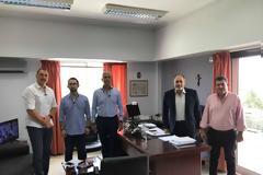 Τί είπαν οι εκπρόσωποι της Ένωσης ΝΑ Αττικής με τον Διευθυντή της ΥΑΝΑΑ