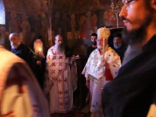 Φωτογραφία για 11072 - Φωτογραφίες από την Πανήγυρη του Ιερού Κελλίου Τιμίου Προδρόμου στις Καρυές του Αγίου Όρους
