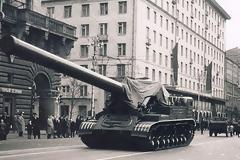 Το Σοβιετικό πυροβόλο όπλο που έριχνε πυρηνικά