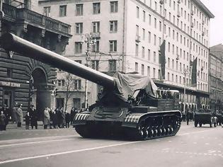 Φωτογραφία για Το Σοβιετικό πυροβόλο όπλο που έριχνε πυρηνικά