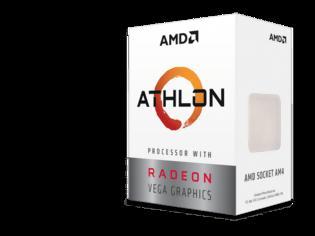 Φωτογραφία για Η AMD αποκάλυψε νέους Athlon επεξεργαστές γεμάτους σε Zen