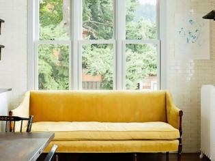 Φωτογραφία για Το mustard-yellow είναι το χρώμα που κυριαρχεί στο interior design αυτό το φθινόπωρο