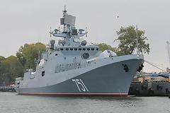Στον Πόρο η φρεγάτα Admiral Essen για τα 190 χρόνια ελληνορωσικών σχέσεων