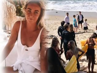 Φωτογραφία για Ράγισαν καρδιές στο τελευταίο αντίο στο 20χρονο μοντέλο που αυτοκτόνησε στην Κεφαλονιά [video]
