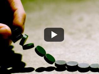 Φωτογραφία για Εντυπωσιακό βίντεο με μαγικούς μαγνήτες!