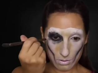 Φωτογραφία για Η εντυπωσιακή μεταμόρφωση μιας απλής κοπέλας στην «Καλόγρια» της ταινίας τρόμου