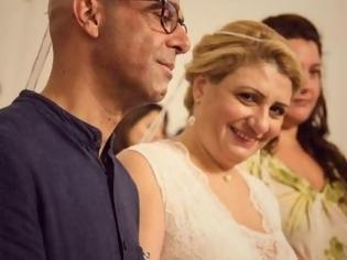 Φωτογραφία για Θέκλα Πετρίδου: Το γαμήλιο δώρο στον σύζυγό της που μας άφησε άφωνους!