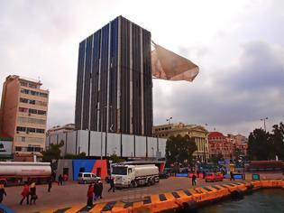Φωτογραφία για Η Cosco φέρνει εξελίξεις και στον «στοιχειωμένο» Πύργο Πειραιά