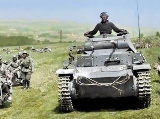 """Φωτογραφία για """"Aδιάβατες"""" Αρδέννες 1940: H μεγαλύτερη στρατηγική γκάφα στην ιστορία"""