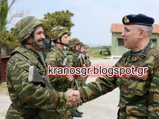 Φωτογραφία για Η περιοδεία του Δκτη 1ης Στρατιάς στο Βόρειο Έβρο!