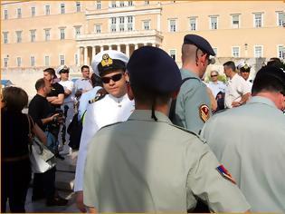 Φωτογραφία για Επεξεργάζονται εφάπαξ εξόφληση των οφειλομένων αναδρομικών στα στελέχη ΕΔ-ΣΑ