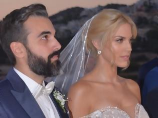 Φωτογραφία για Οι πρώτες εικόνες! ΗΜαντώ Γαστεράτου παντρεύτηκε τον αγαπημένο της στην Ανάβυσσο [photos+video]