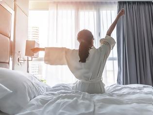 Φωτογραφία για Πόσες θερμίδες καίμε στον ύπνο;
