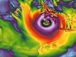 Φωτογραφία για Το Αστεροσκοπείο προειδοποιεί για κυκλώνα 12 μποφόρ - Κλειστά τα σχολεία στη Κάρυστο!