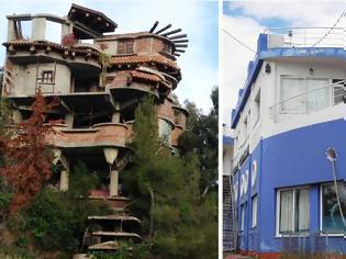 Φωτογραφία για ΑΘΑΝΑΤΗ ΕΛΛΑΔΑ - 40 εξωφρενικές αυθαίρετες κατασκευές που βρίσκονται φυσικά στην Ελλάδα [photos]