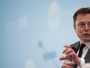 Φωτογραφία για O Έλον Μασκ παραιτείται από πρόεδρος της Tesla