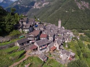 Φωτογραφία για Πως ένα μικρό χωριό γλίτωσε την εξαφάνιση!!! - Το σχέδιο ανασυγκρότησης που κάνει το γύρο του διαδικτύου