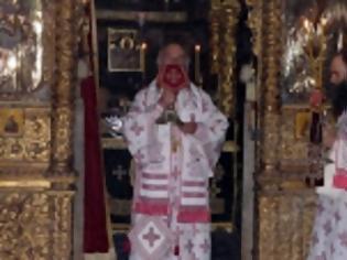 Φωτογραφία για 11120 - Ο Πατριάρχης της Σερβίας στην Ιερά Μονή Χιλιανδαρίου