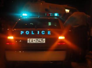 Φωτογραφία για Σύλληψη γιατρού στο Μεσολόγγι για μεταφορά φαρμάκων